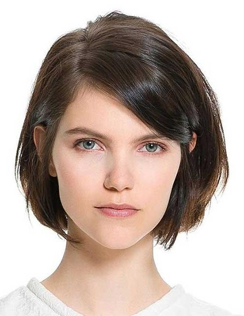 20 Photo of Short Hairstyles For Straight Thick Hair