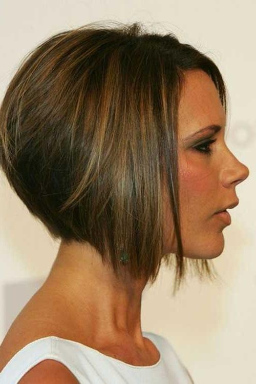 Best Victoria Beckham Bob Hairstyles | Short Hairstyles 2016 In Victoria Beckham Short Hairstyles (View 12 of 20)
