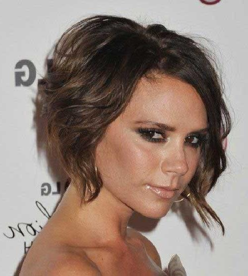 Best Victoria Beckham Bob Hairstyles | Short Hairstyles 2016 Inside Posh Spice Short Hairstyles (View 9 of 20)