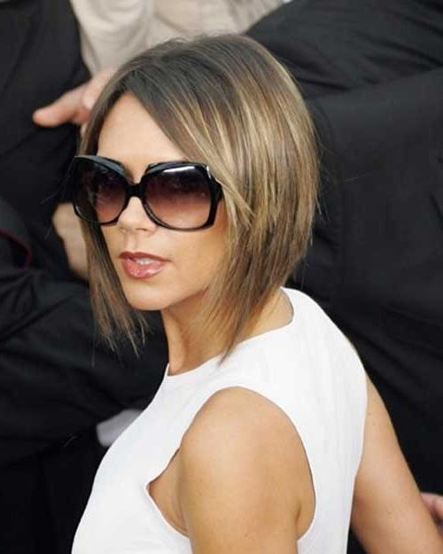 Best Victoria Beckham Bob Hairstyles | Short Hairstyles 2016 Intended For Posh Spice Short Hairstyles (View 10 of 20)