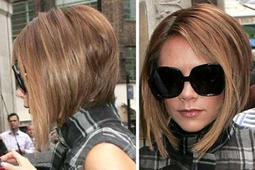 Best Victoria Beckham Bob Hairstyles | Short Hairstyles 2016 Within Victoria Beckham Short Hairstyles (View 16 of 20)
