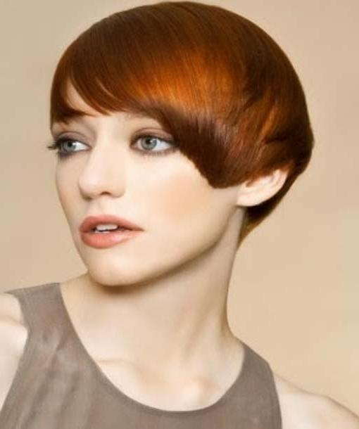 Big Ears Short Hairstyles With Short Haircuts For Women With Big Ears (View 8 of 20)