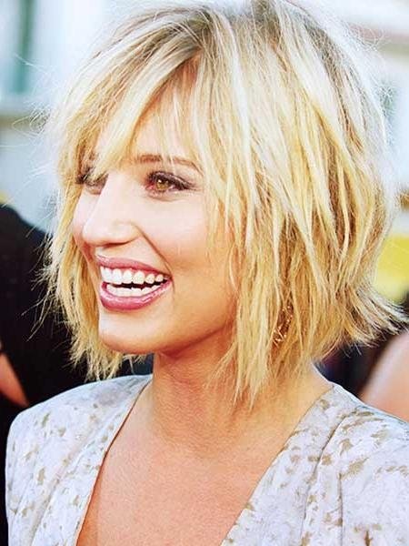 Bob Hair Styles For 2013 | Short Hairstyles 2016 – 2017 | Most With Short Haircuts With Lots Of Layers (View 14 of 20)