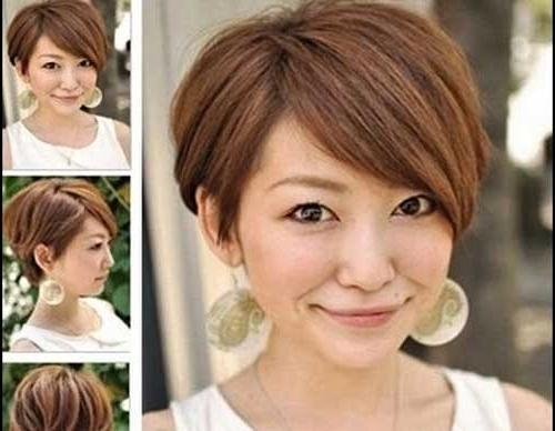 Bob Styles For Round Faces | Short Hairstyles 2016 – 2017 | Most Regarding Short Haircuts Bobs For Round Faces (View 15 of 20)