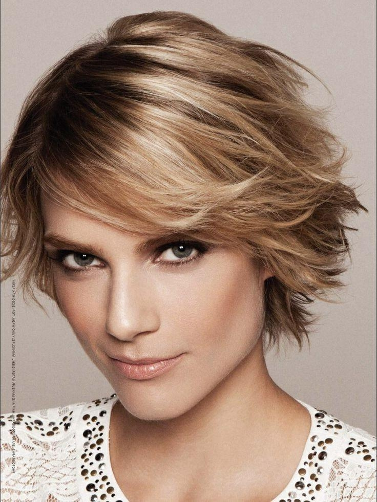 Can Afford Cute Short Hair Summer Hairstyles Inside Short Hairstyles For Summer (View 10 of 20)