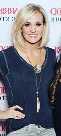 Carrie Underwood Hair | Hair Heaven | Pinterest | Carrie, Hair Within Carrie Underwood Short Haircuts (View 10 of 20)