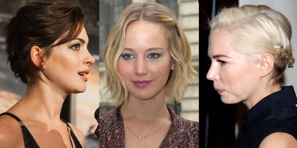 Photo Gallery Of Short Hairstyles For Growing Out A Pixie Cut