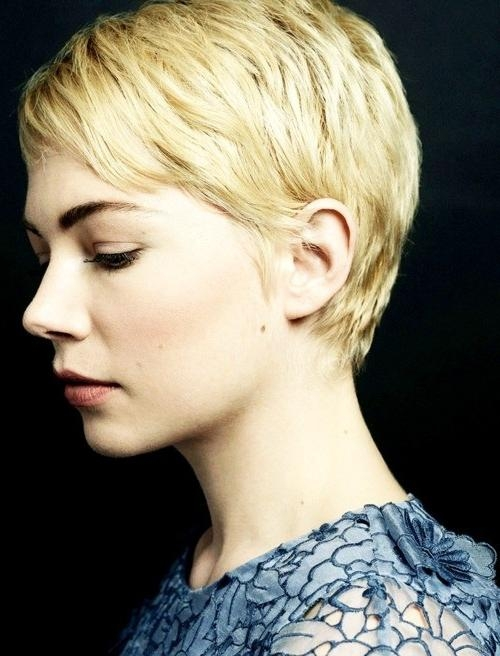 Classic Crop: Very Short Haircut – Popular Haircuts Intended For Classic Short Hairstyles (View 2 of 20)