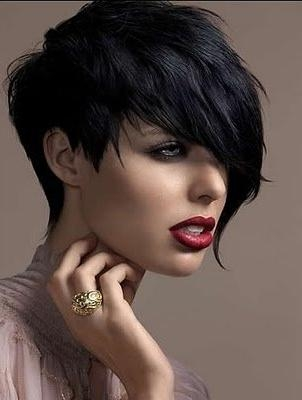 Cool Short Haircuts | Haircuts And Hairstyles For 2017 Hair Colors Pertaining To Dramatic Short Hairstyles (View 3 of 20)