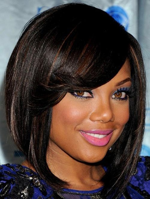Coooool Fashion Blog — Short Haircuts For Black Women Round Faces Regarding Short Haircuts For Round Faces Black Hair (View 8 of 20)