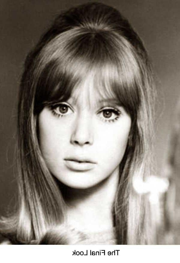 Featured Photo of 1960S Long Hairstyles