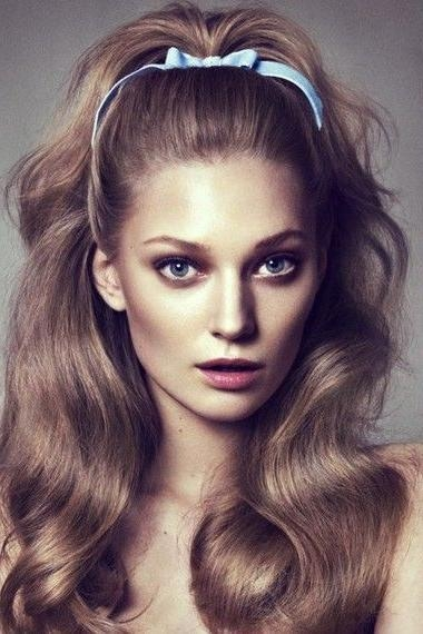 Current 1960S Long Hairstyles With Regard To 1960's Hair Style | Women's Look | Asos Fashion Finder | Hair (View 11 of 20)