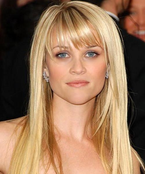 Current Best Long Haircuts For Thin Hair With Straight Fine Hair Styles. Straight (View 13 of 15)