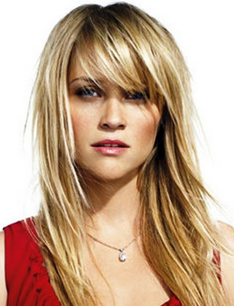 Current Long Haircuts For Round Faces Women Regarding Hair Cut For Round Face – Cartonomics (View 13 of 15)