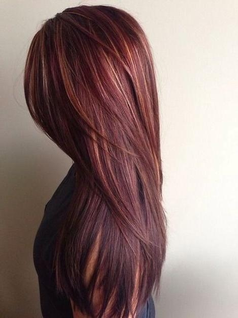 Current Long Haircuts For Women With Straight Hair Pertaining To 14 High Fashion Haircuts For Long Straight Hair – Popular Haircuts (View 5 of 15)