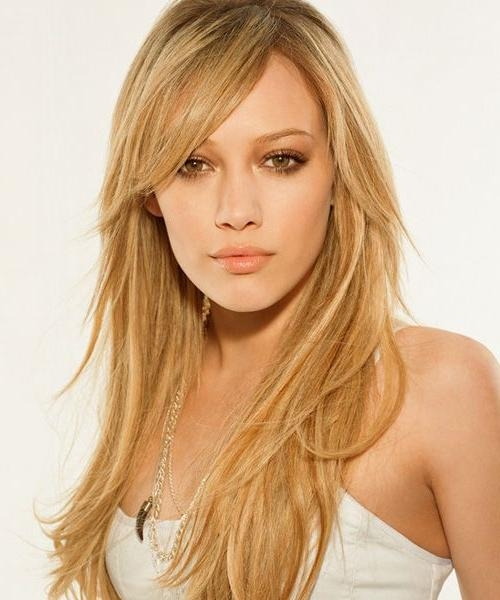 Featured Photo of Long Hairstyles Big Foreheads