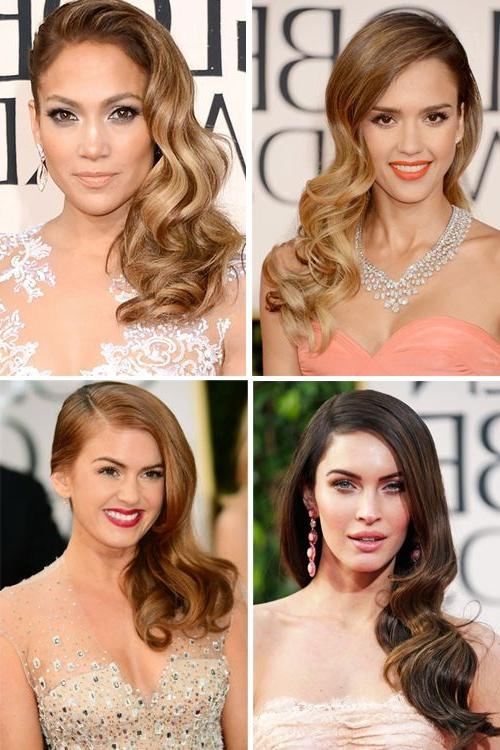 Current Old Hollywood Long Hairstyles Intended For Best 25+ Hollywood Hairstyles Ideas On Pinterest | Hollywood Hair (View 2 of 20)