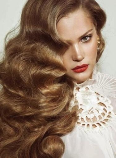 Current Old Hollywood Long Hairstyles Throughout Great Long Hairstyles – Beauty Riot (View 3 of 20)