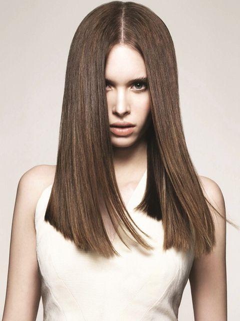2019 Latest One Length Long Haircuts