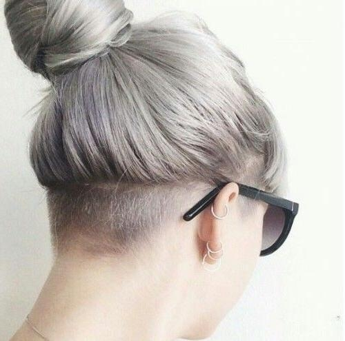 Current Undercut Long Hairstyles For Women Inside Image Result For Female Undercut Long Hair | I Like Hair Ideas (View 6 of 20)