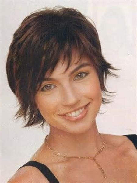 Cute Haircuts For Short Hair | Short Hairstyles 2016 – 2017 | Most Pertaining To Flipped Short Hairstyles (View 4 of 20)