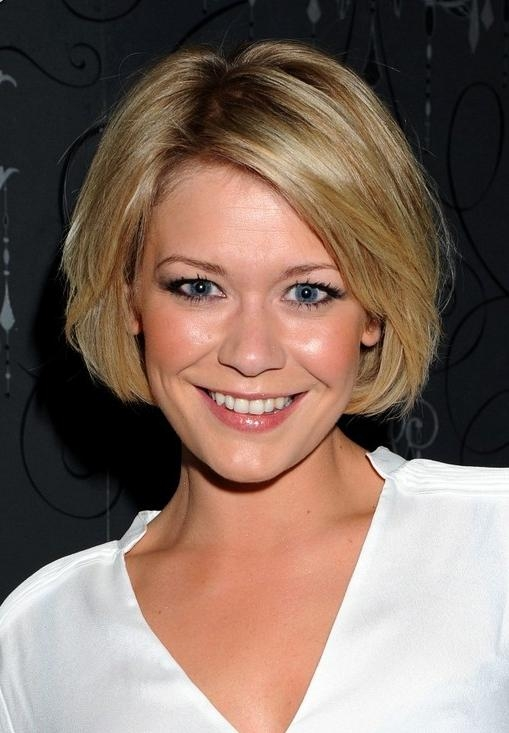 Cute Short Classic Bob Hairstyle For Women – Suzanne Shaw Haircuts With Classic Short Hairstyles (View 5 of 20)