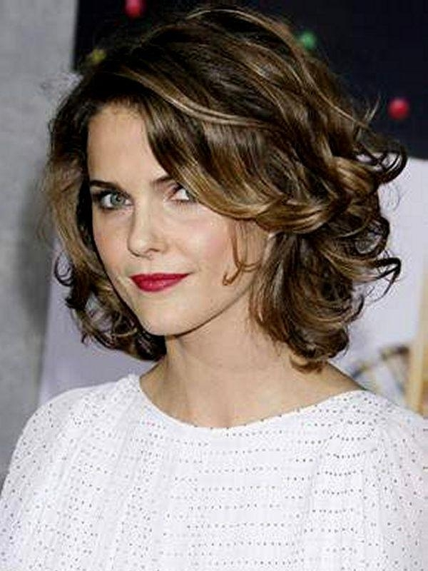 Cute Short Haircuts For Wavy Hair – Hairstyle Pop For Short Haircuts For Thin Curly Hair (View 12 of 20)