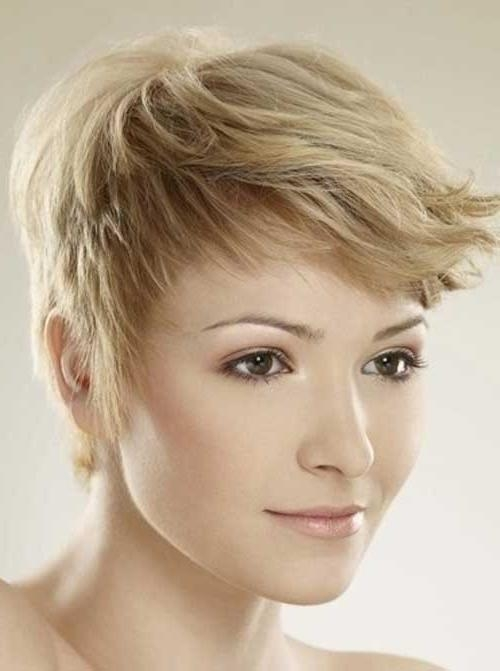 Cute Short Shag Haircuts 2015 – Short Hairstyles 2018 Within Cute Shaggy Short Haircuts (View 19 of 20)