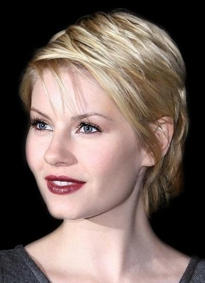 20 Collection of Cute Short Haircuts For Thin Straight Hair