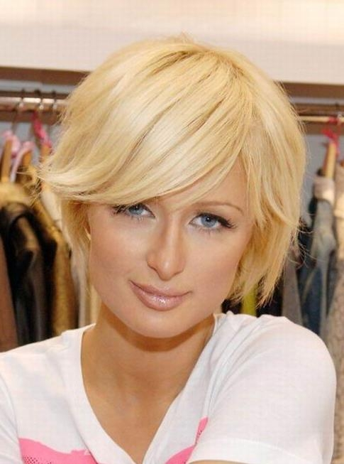 Cute Soft Feminine Hairstyles – Cute Short Haircut For Women Inside Feminine Short Hairstyles For Women (View 9 of 20)