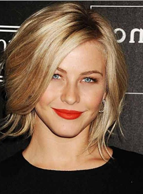 Delightful Celebrity Short Hairstyles 4 Julianne Hough – Hair With Regard To Celebrities Short Haircuts (View 3 of 20)