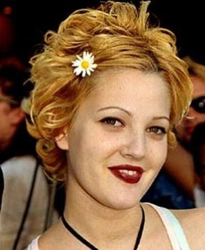 Drew Barrymore – Page 5 Intended For Drew Barrymore Short Hairstyles (Gallery 4 of 20)
