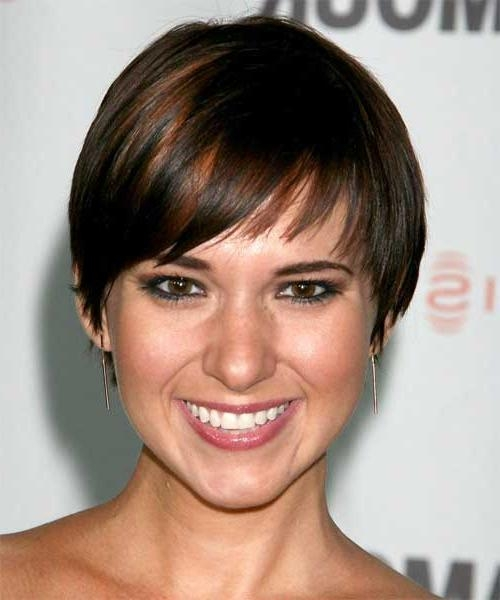 Easy Care Short Hairstyles For Fine Straight Hair – Trendy With Regard To Easy Care Short Hairstyles For Fine Hair (View 16 of 20)
