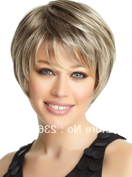 Easy Care Short Hairstyles | Hair Style And Color For Woman Throughout Easy Care Short Haircuts (View 10 of 20)