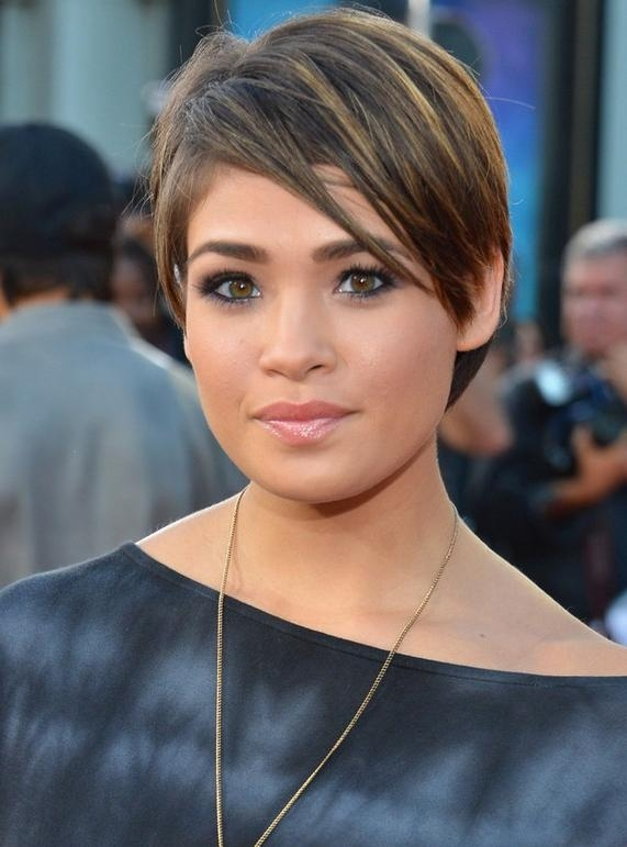 Easy Maintenance Short Hairstyles – Hairstyleceleb With Regard To Easy Maintenance Short Hairstyles (View 10 of 20)