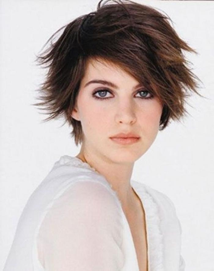Fabulous Wind Swept Flip Out Bob Cut 450×571 Pixels | Hair And With Flipped Short Hairstyles (View 8 of 20)