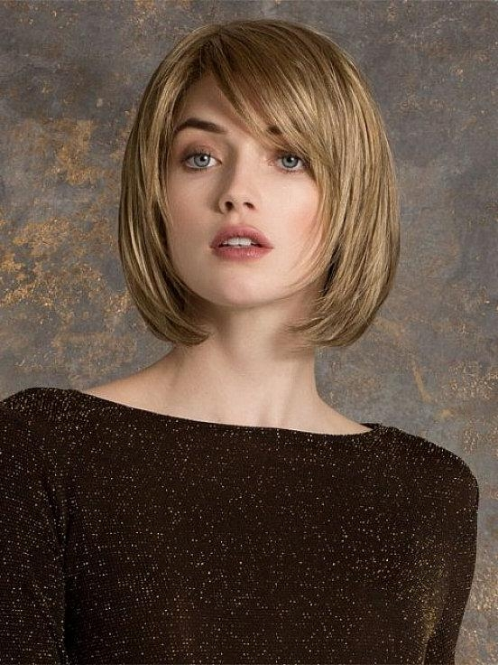 Face Types Archives – Page 4 Of 7 – Best Hairstyles With Bangs 2017 Regarding Short Hairstyles With Bangs And Layers For Round Faces (View 18 of 20)