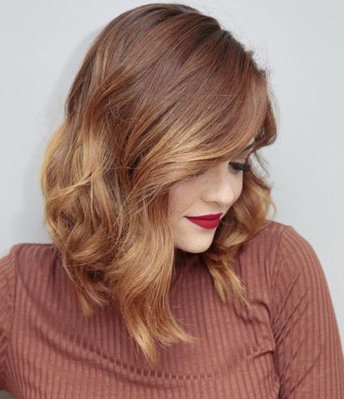 Fall/winter Hair Color Ideas For Short Hairstyles 2017 – 2018 Inside Fall Short Hairstyles (View 13 of 20)