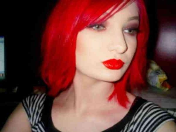 Fire Red Short Hairstyles – Hairstyle Ideas For Fire Red Short Hairstyles (View 11 of 20)