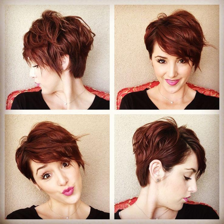 Growing Out Your Pixie Haircut] How To Grow Out A Pixie Cut Hair In Short Hairstyles For Growing Out A Pixie Cut (View 17 of 20)
