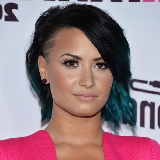 Hair Tips & Trends: Best Celebrity Haircuts Of 2014 | Shape Magazine Within Demi Lovato Short Haircuts (View 9 of 20)