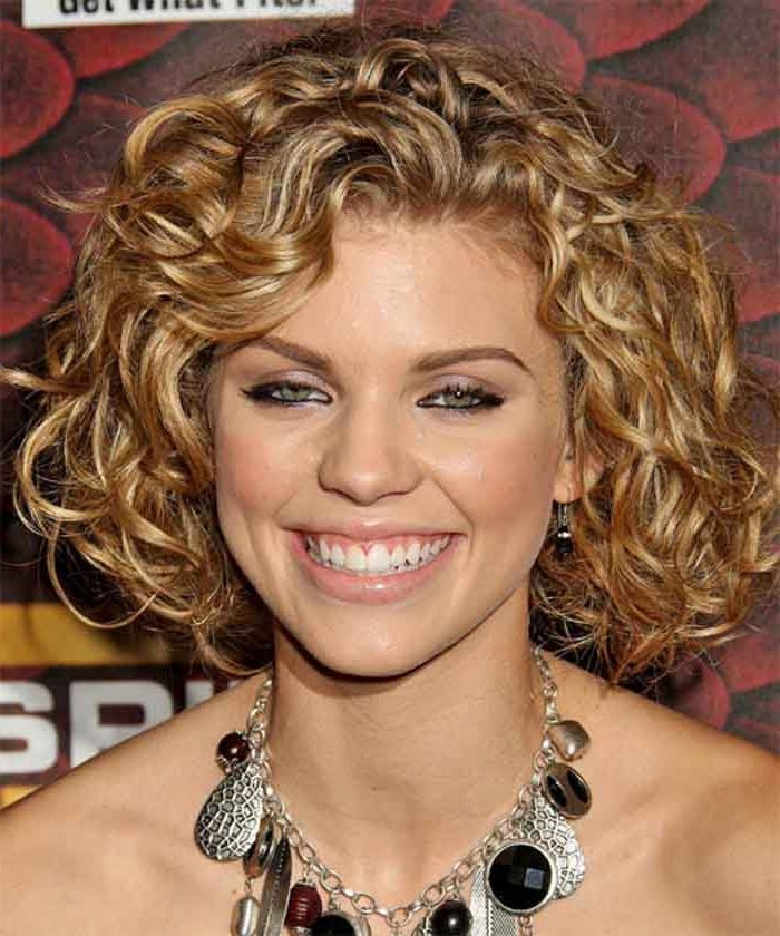 Haircuts For Naturally Curly Hair 2015 – Trendy Hairstyles In The Usa With Short Haircuts For Naturally Curly Hair And Round Face (View 15 of 20)