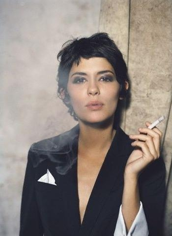 Haircuts Trends 2017/ 2018 – Audrey Tautou – Fashioviral Inside Audrey Tautou Short Haircuts (View 16 of 20)