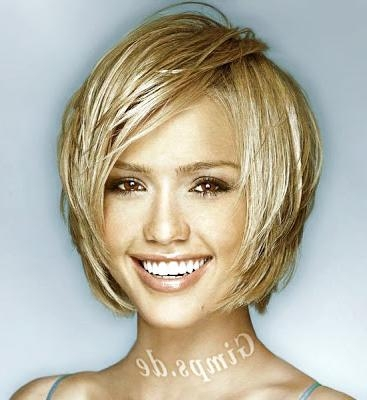 Hairstyle Makmbut: Short Hairstyles For Rectangular Faces With Face Framing Short Hairstyles (View 9 of 20)