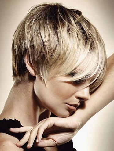 Hairstyle Preview: Awesome Short Hairstyles Intended For Short Hairstyles For High Cheekbones (View 10 of 20)