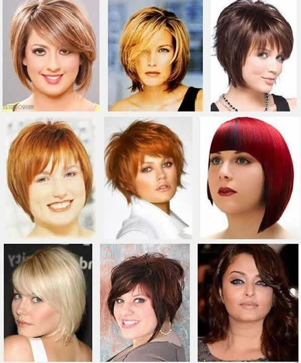 short haircuts for heavy set woman 20 collection of haircuts for heavy set 1636 | hairstyles and haircuts for overweight women hair styles throughout short haircuts for heavy set woman