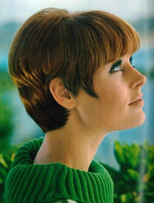 Hairstyles And Haircuts Of The Sixties With Regard To 1960S Short Hairstyles (View 15 of 20)