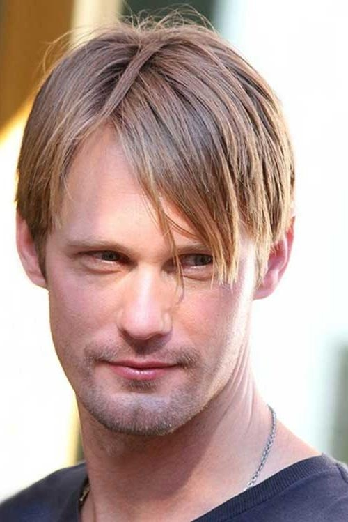 Hairstyles Fine Hair For Men Hairstyles For Fine Hair Men Pertaining To Short Hairstyles For Men With Fine Straight Hair (View 11 of 20)