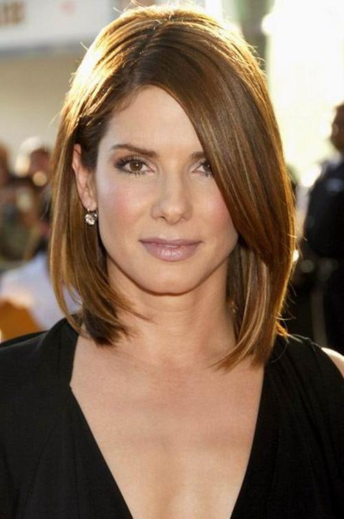Hairstyles For Long Faces And Thin Hair Pertaining To Short Haircuts On Long Faces (View 17 of 20)