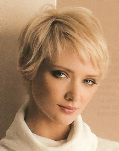 Hairstyles For Thin And Thinning Hair Throughout Short Haircuts That Cover Your Ears (View 14 of 20)